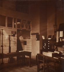 Photograph of the second South Kensington Anthropometric Laboratory