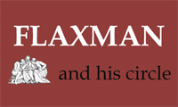 Flaxman exhibition logo