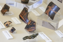 Artefacts from the UCL Institute of Archaeology