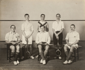 University College Hospital Squash Racquets Club [No date]