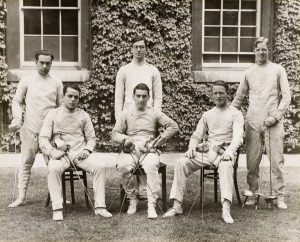 University College Hospital Fencing Club, First Team, 1929-30