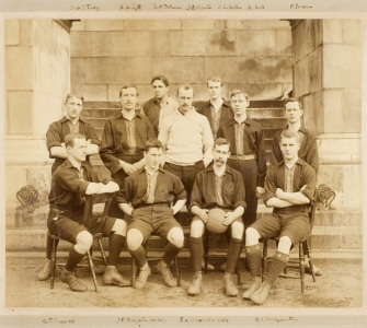 University College Hospital Association Football Club 1901-1902