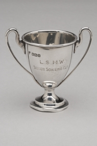London School of Medicine for Women. Senior Sculling Cup