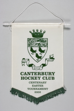 Pennant: Canterbury Hockey Club. Centenary Easter Tournament 2002 *
