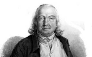 Illustration of Jeremy Bentham