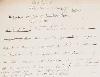 Digitised Bentham paper
