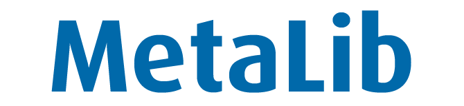 MetaLib logo