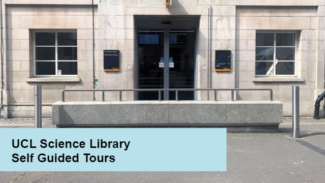 Science library self guided tour title thumbnail image