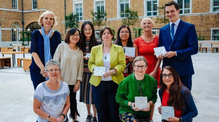 Green Impact Awards, Library Services winners