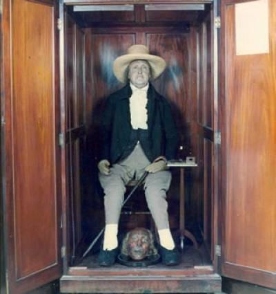 Bentham's 'auto-icon'