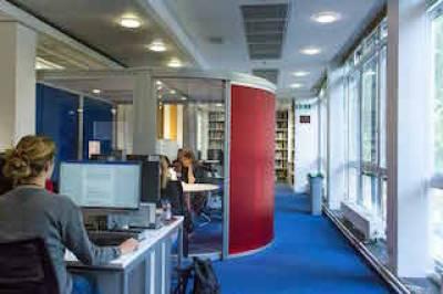 Global Health reading room