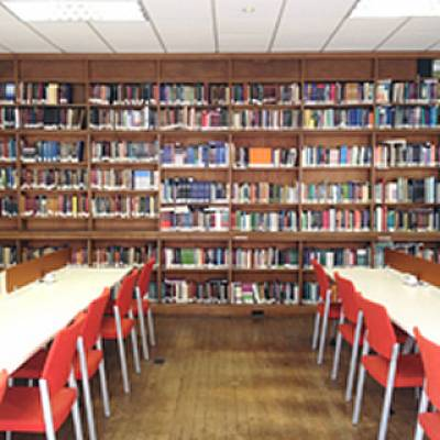 Information Studies reading room