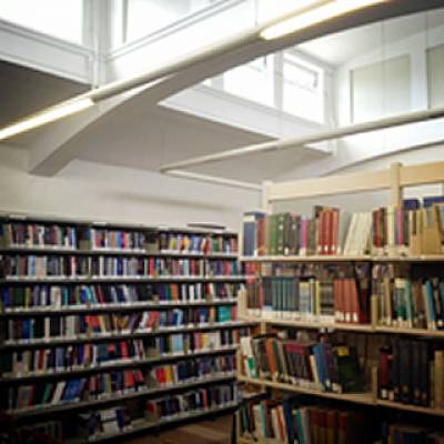 Political Science reading room