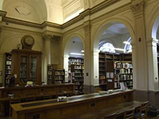 Donaldson reading room