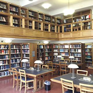 Economics reading room