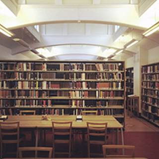 Hebrew & Jewish studies reading room