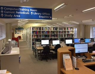 UCL Institute of Orthopaedics Library