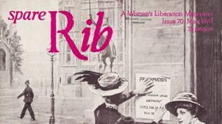 Spare Rib: a women's liberation magazine