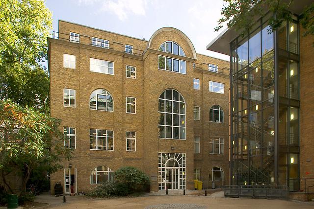 MRC LMCB Building
