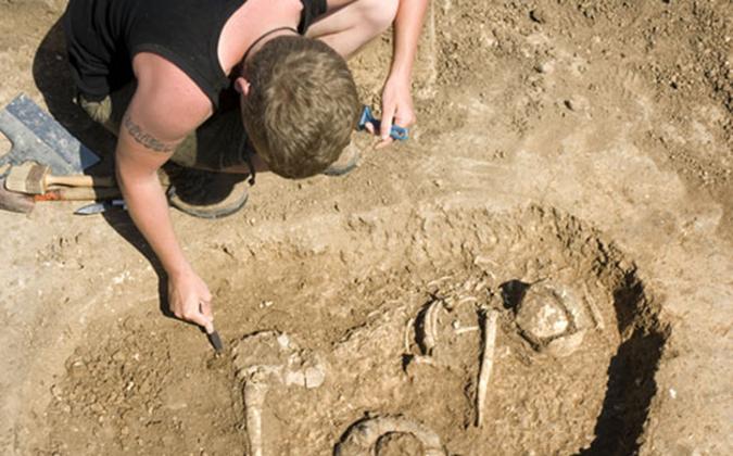 archaeology logic