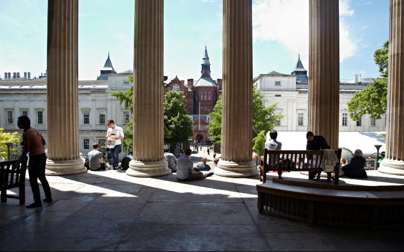 UCL quad view
