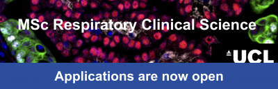 MSc Respiratory Clinical Science Applications