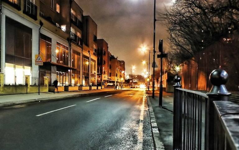 UCL experts set the standard for streetlights