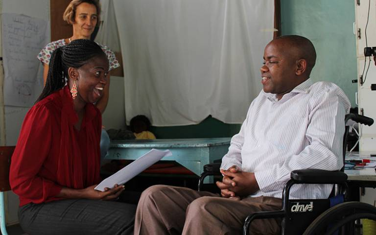 Changing the global disability landscape