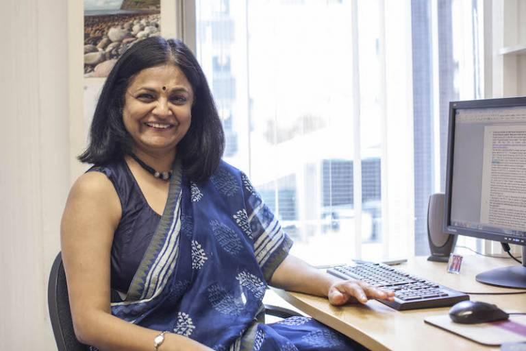 Professor Usha Menon Early screening for bowel and ovarian cancers