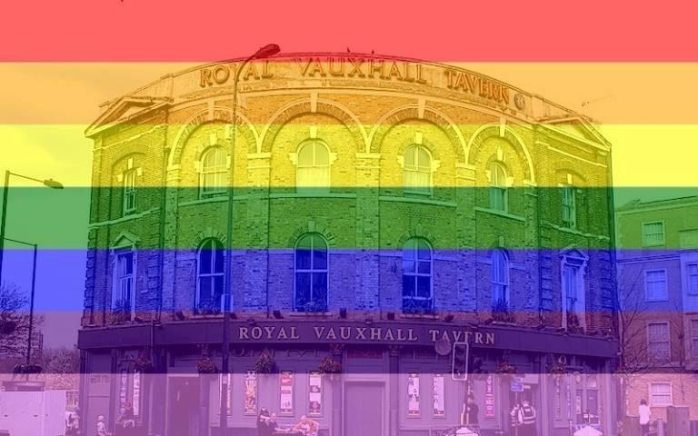 Rainbow Royal Vauxhall Tavern