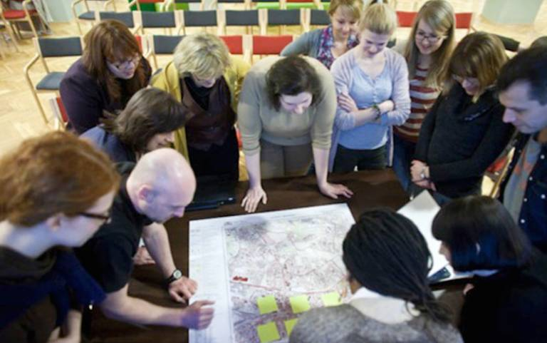 Mapping for Change