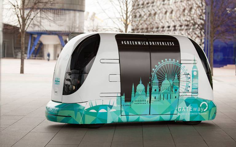 Automated Vehicles: Who's driving?