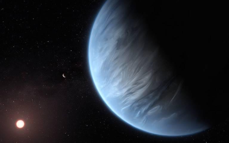 ESA/Hubble image of K2-18b