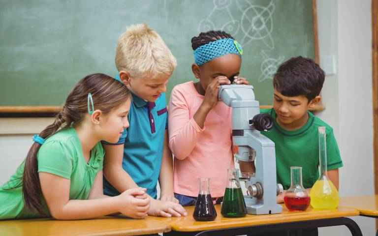 Attracting a wider range of people to STEM careers