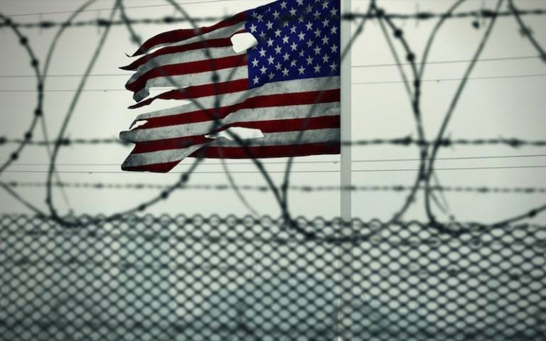 Uncovering war crimes in the land of the free