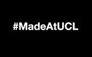 #MadeAtUCL