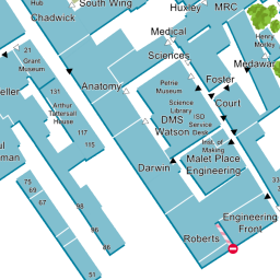 UCL Maps