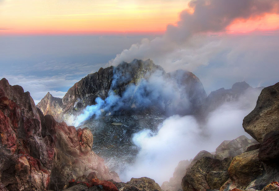 UCL Hazard Centre at the forefront of preparing for volcanic eruptions