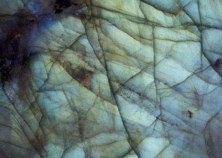 Feldspar - labradorite (UCL Geology Collections)
