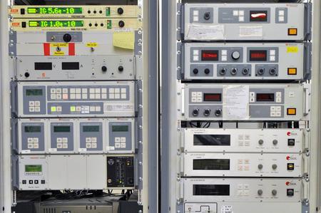 STM control panel