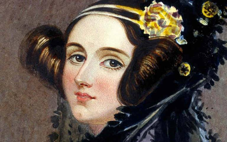 Image of Ada Lovelace (credit: Science Museum)