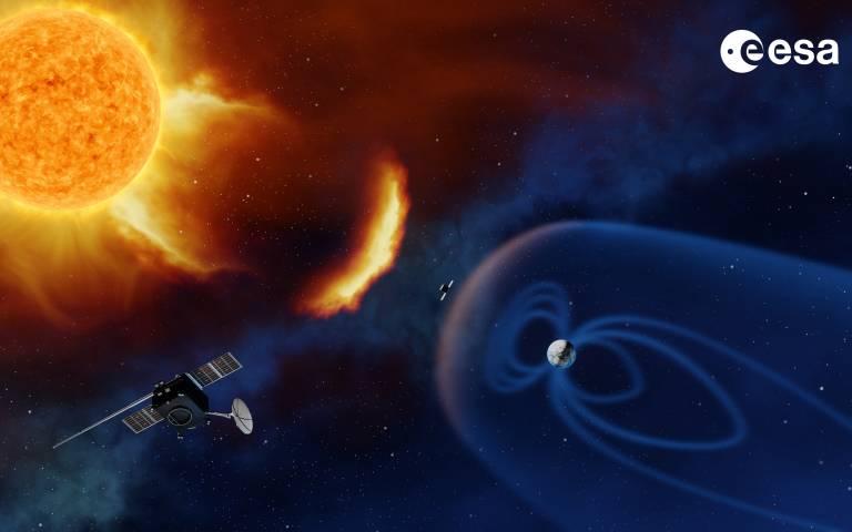 Lagrange mission image