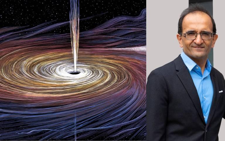 Prof Raman Prinja - UCL Physics and Astronomy
