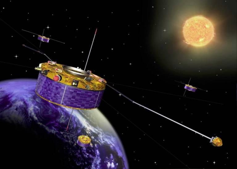 Cluster Constellation (ESA)