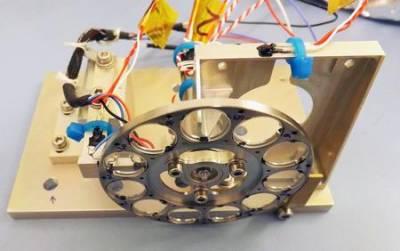 PanCam filter wheel
