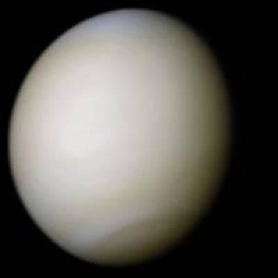 Venus from Mariner 10…