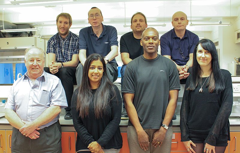 UCL Chemistry Lab Technical Team