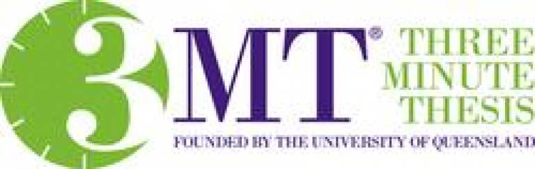 3MT - Three Minute Thesis competition