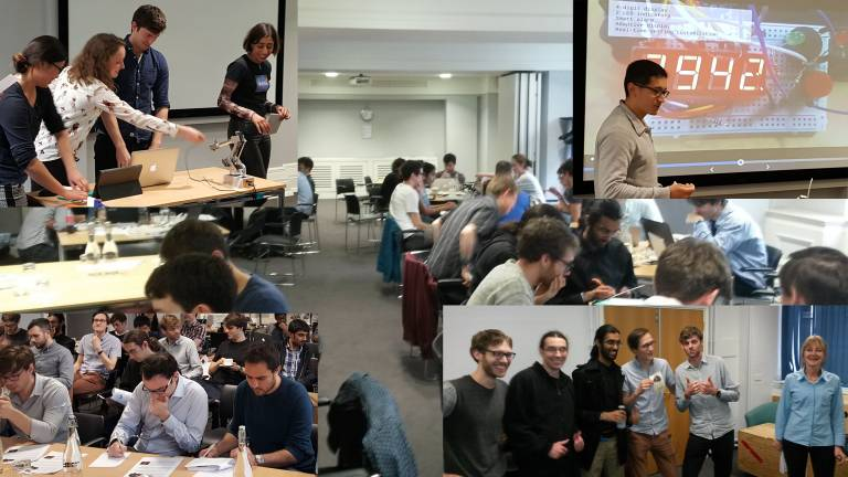 UCL Physics Hackathon