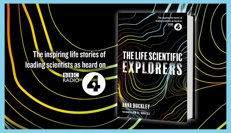The Life Scientific: Explorers book